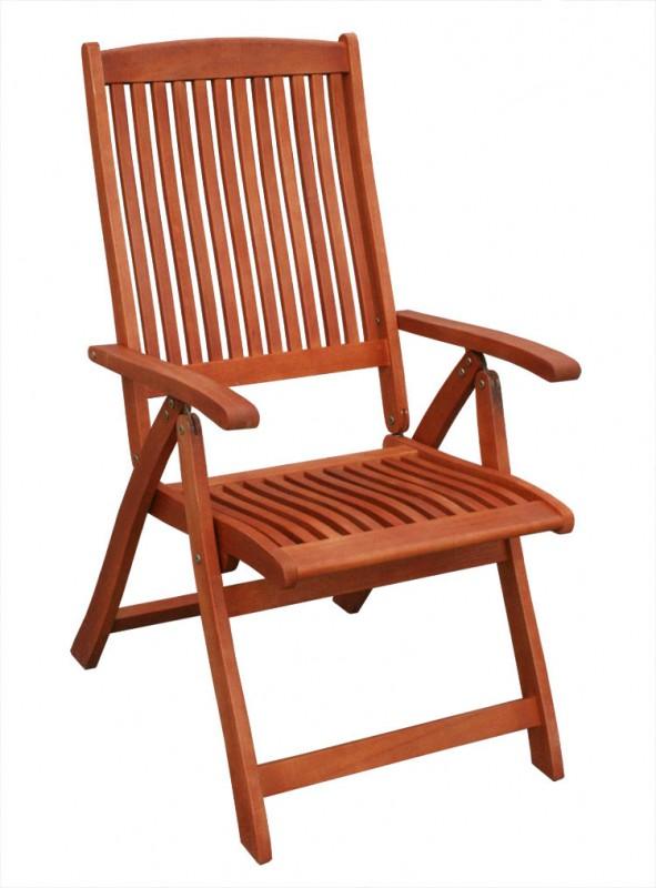 fsc eukalyptus hochlehner mit verst r ckenlehne 101162 st hle sessel garten kmh shop. Black Bedroom Furniture Sets. Home Design Ideas