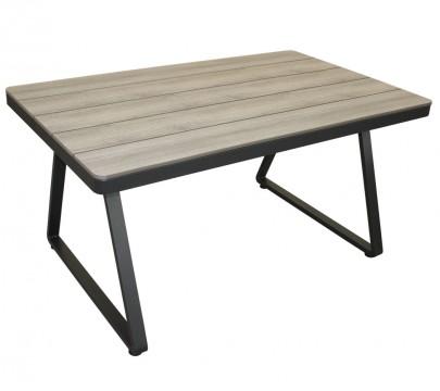 Tisch *Celle* 150*92 cm hellgrau (#106193)