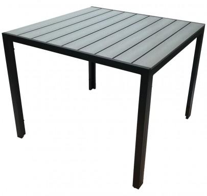 Tisch *TUCO* 90*90 cm hellgrau (#106194)
