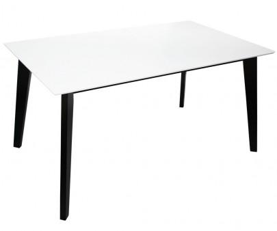 Esstisch *Wiebke* (w/s) 150/90 cm (#201209)