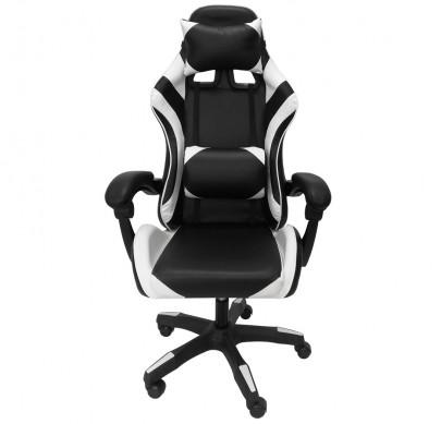 Gaming Stuhl *Speedy* schwarz/weiß (#202042)