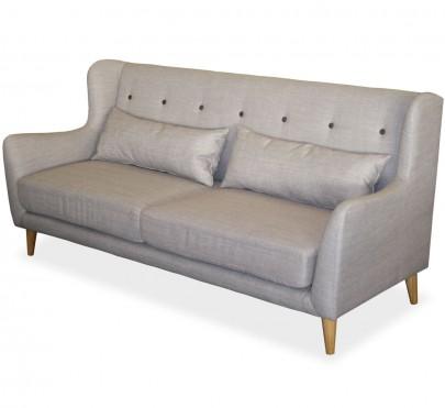 3-sitzer Sofa *Juist* grau (#204619)