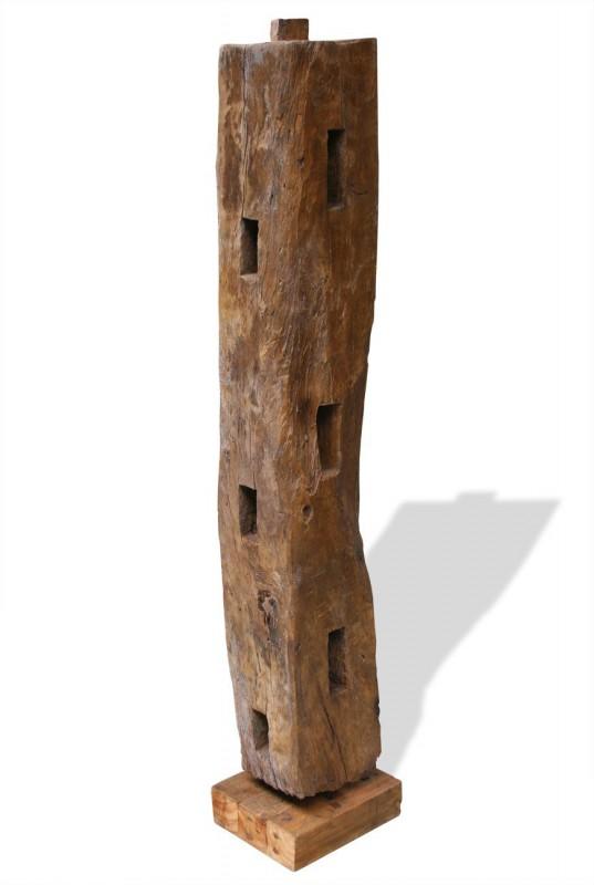 Holzpfosten Deko lio deko holzpfosten 400067 deko aufbewahrung deko kmh shop