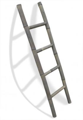LIO Bambus Leiter 150 grau (#400125)