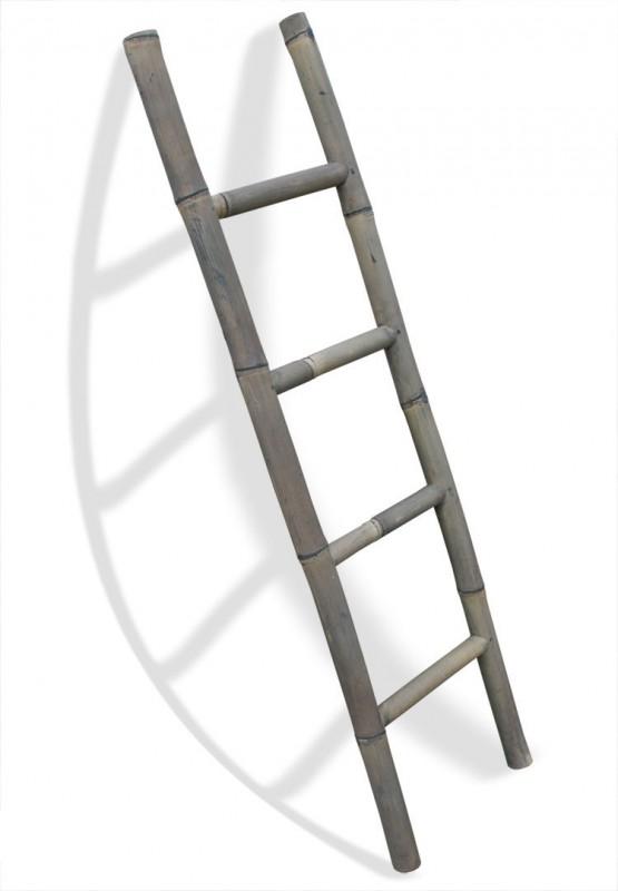 lio bambus leiter 150 grau 400125 bad kmh shop. Black Bedroom Furniture Sets. Home Design Ideas