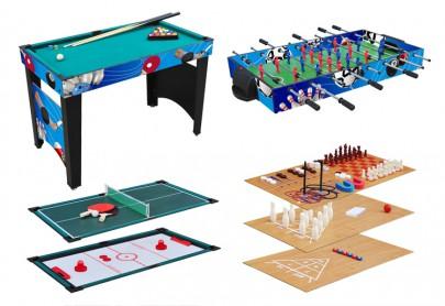 12-in-1 Multi-Spieltisch (#800031)