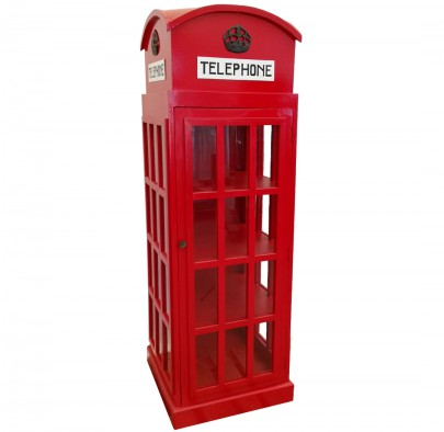 LIO Regal *TELEPHONE* rot *B-Ware* (#811157)