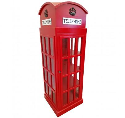 LIO Regal *TELEPHONE* rot *B-Ware* (#811158)