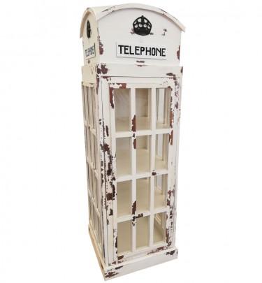 LIO Regal *TELEPHONE* weiß *B-Ware* (#811164)
